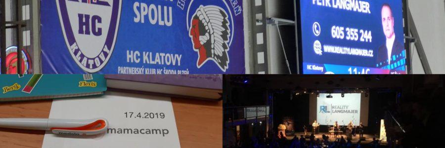 Reality Langmajer podporuje a sponzoruje akce v Plzeňském kraji