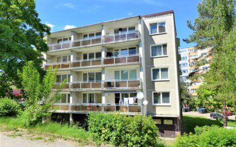 Pronájem bytu 3+1, 68 m² ul. Sokolovská, Plzeň